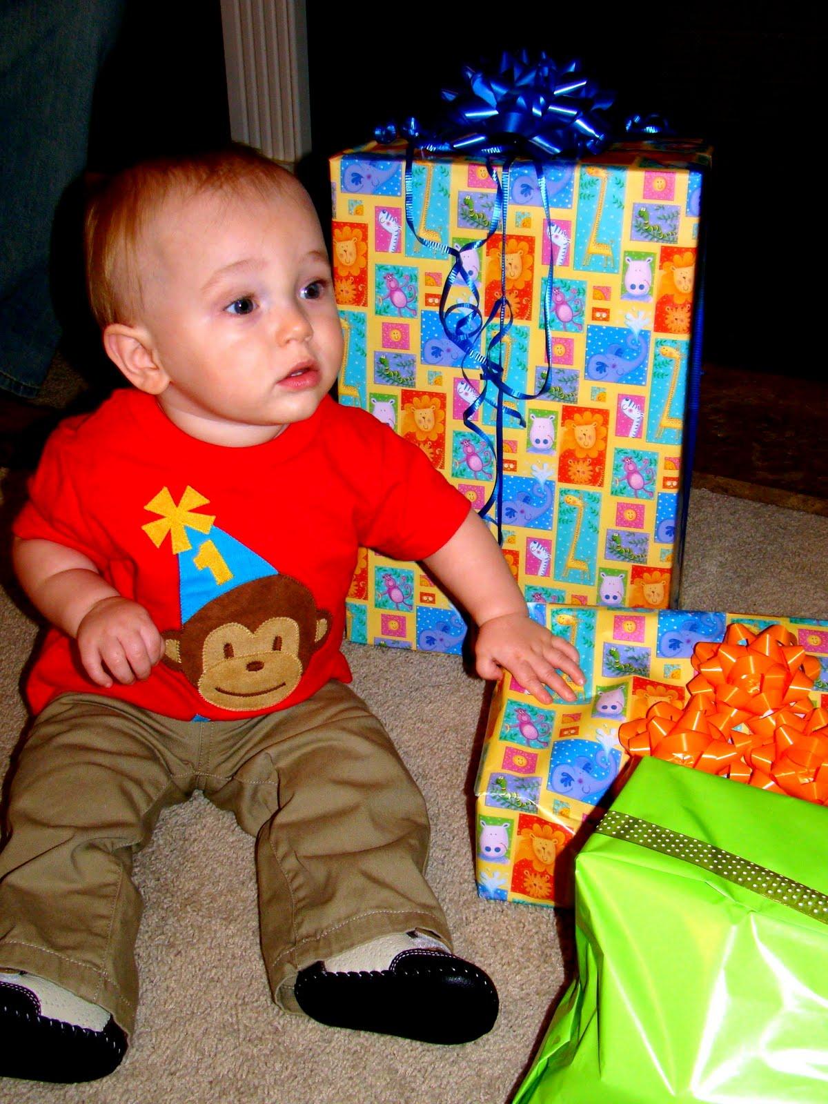 Kye's 1st Birthday Party