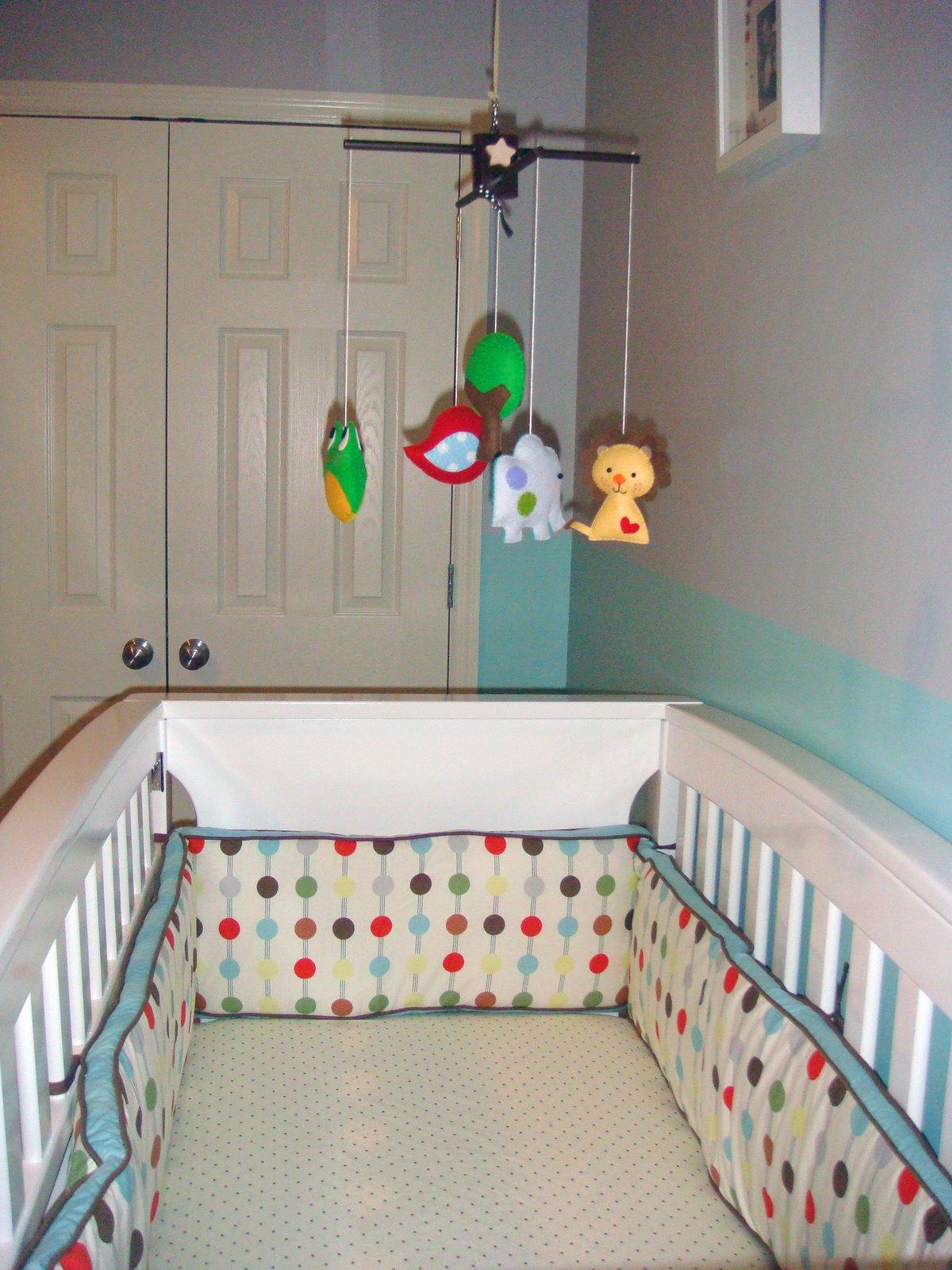 Nursery Final Touches