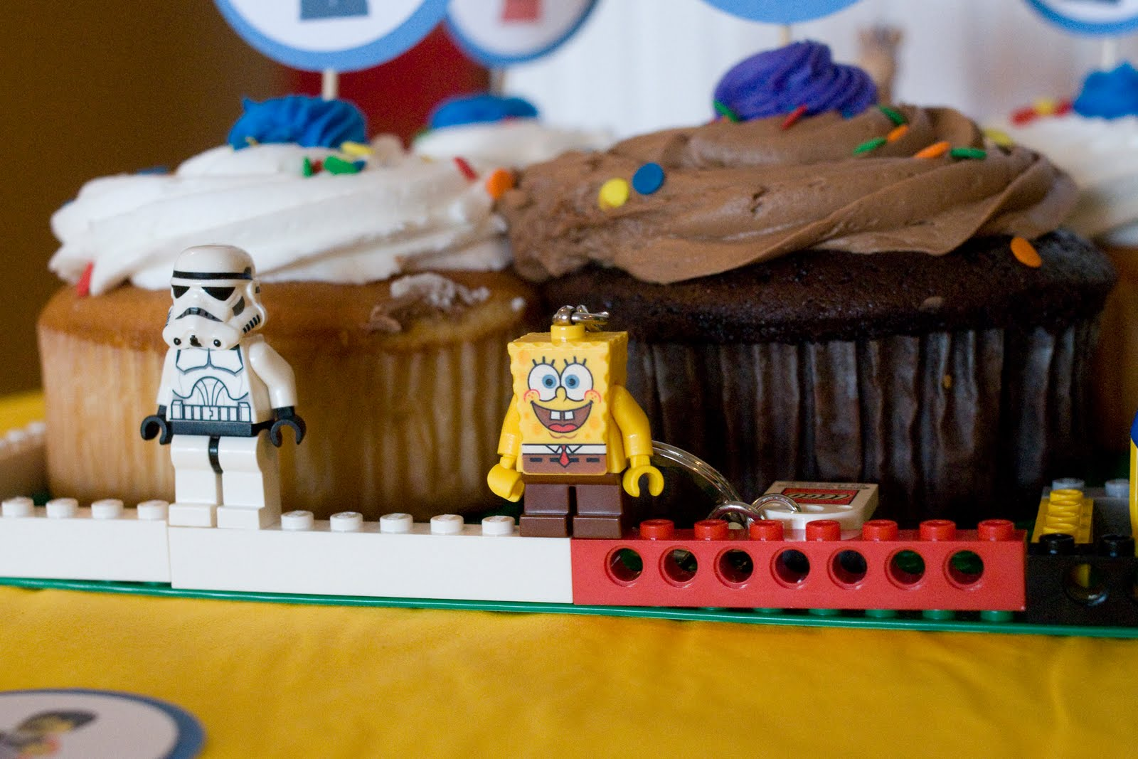 Birthday Cake Wally
