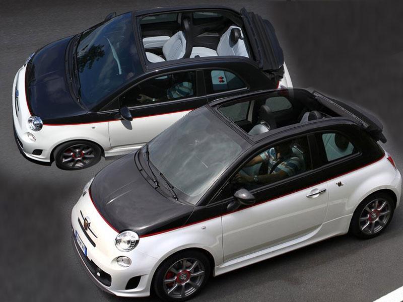 Fiat Abarth 500C Convertible 2011