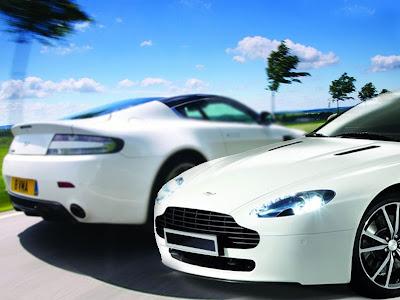 2011 Aston Martin Sports Cars V8 Vantage N420 Car