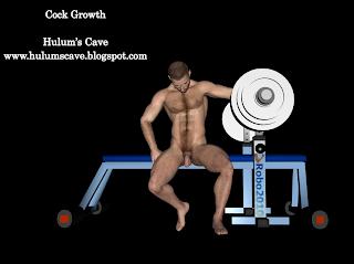 hyper cock growth