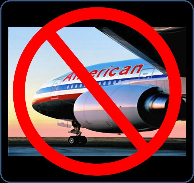 Blue Cat Blog American Airlines Sucks