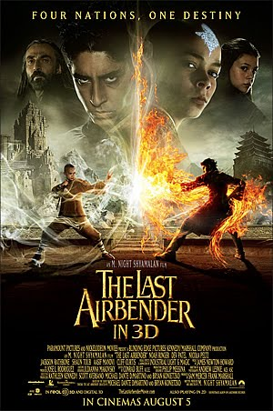 Watch Free Online The Last Airbender Hollywood Movie Trailer English Film Review Cast Photos