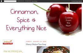 Cinnamon Spice & Everything Nice