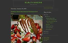 Elra's Baking