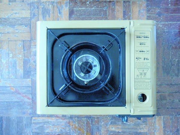 Dapur Gas Mudah Alih Memudahkan Kerja Memasak Kita
