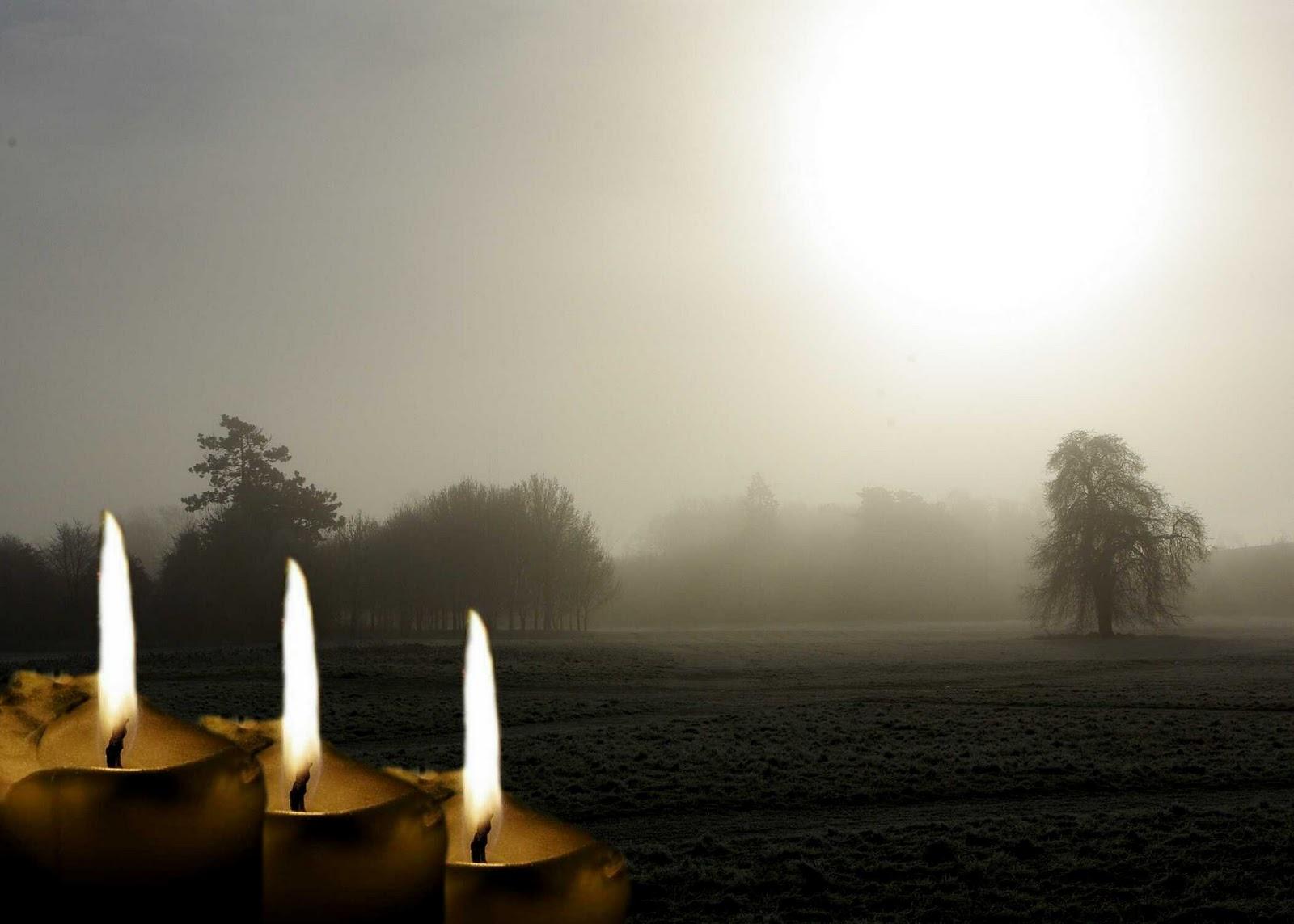 wordsculptures advent candle 3. Black Bedroom Furniture Sets. Home Design Ideas