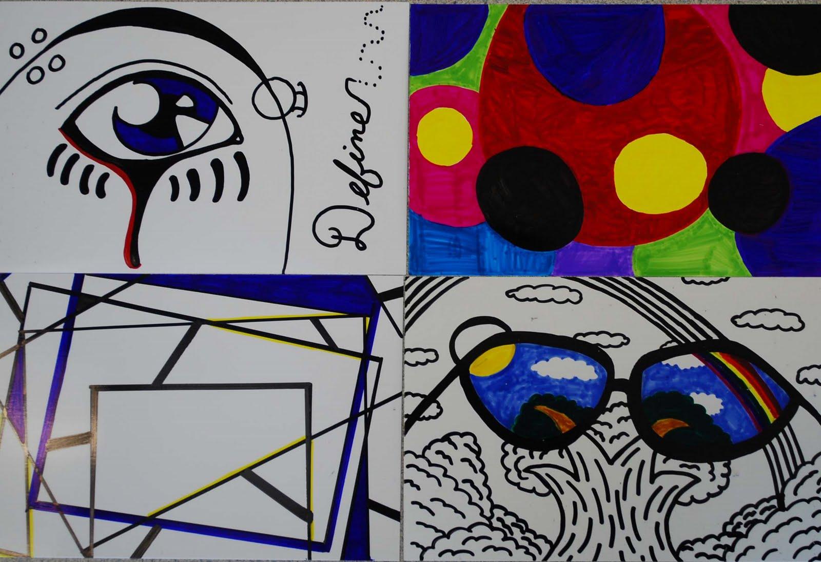 isfeld creative arts 2010 labels assignments
