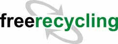 free recycling logo