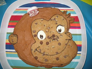 curious george cake template - very merry events curious george birthday party