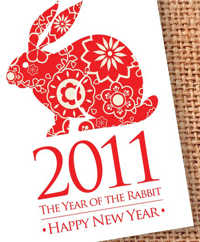 Shirl - The Foodie: Happy Lunar Year of the Rabbit