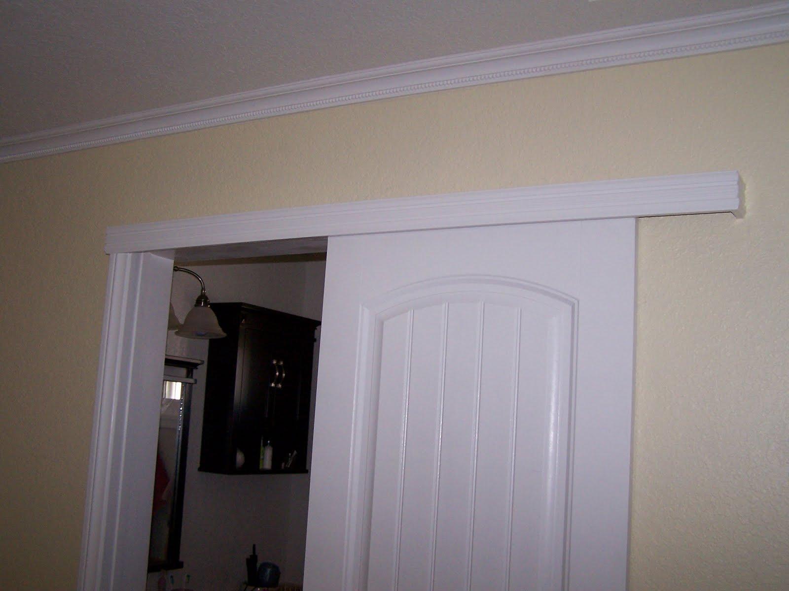 Laurmelas House: My barn doors!