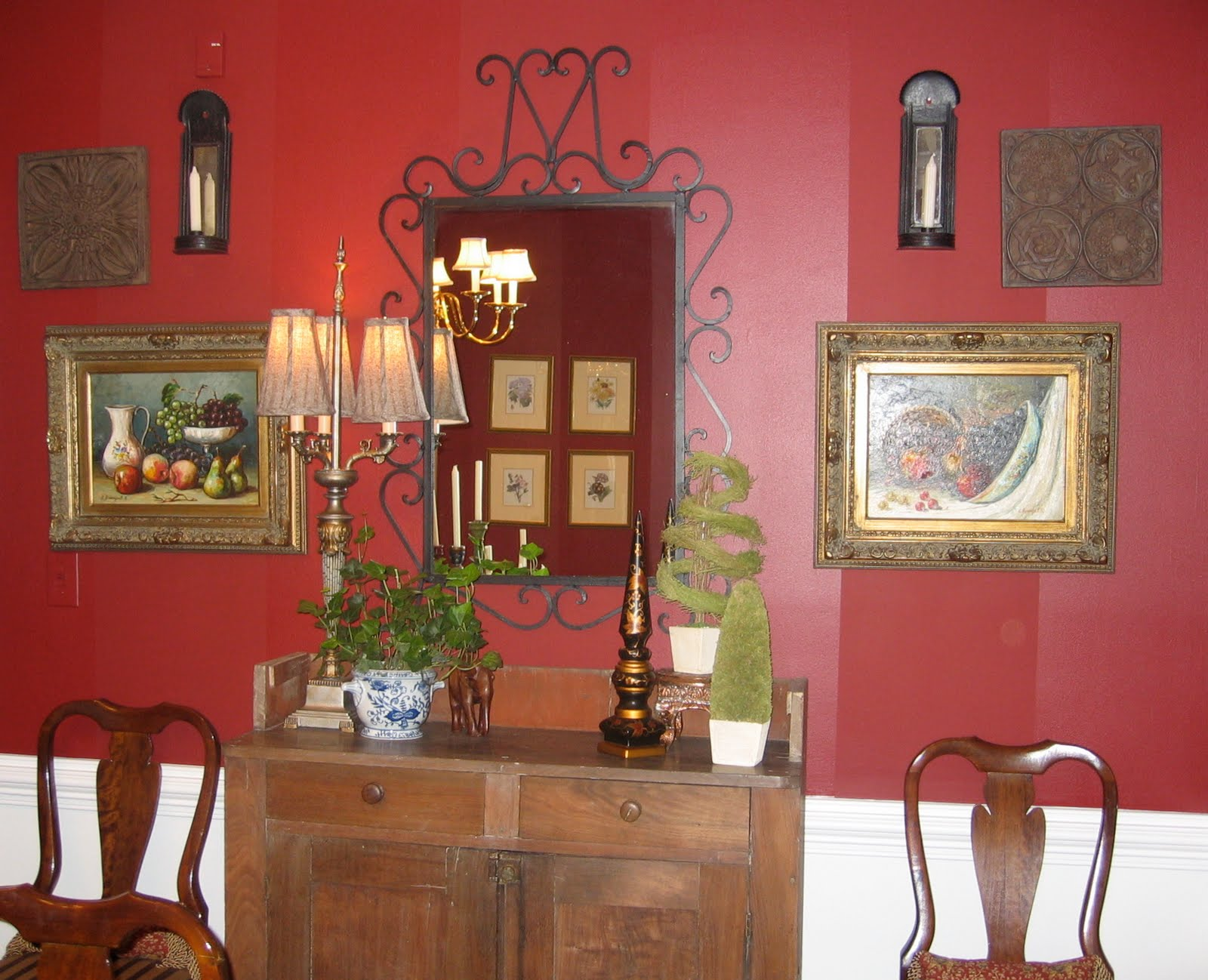 Balmoral Red - Favorite Paint Colors Blog