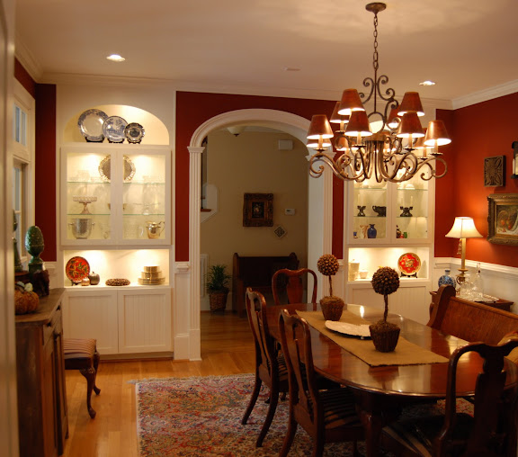 Dining Room Us: Imparting Grace: Show Us Your Life: The Dining Room