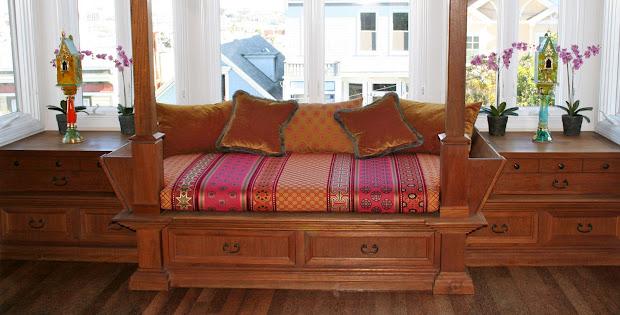 Nohr Interior Design Balinese Day Bed