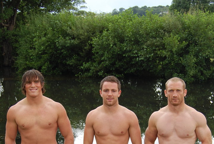 Naked Male Golfers
