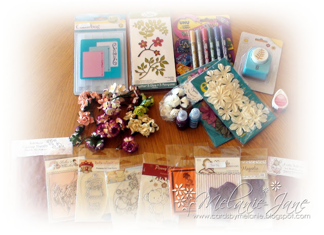 Cards by Melanie-Jane