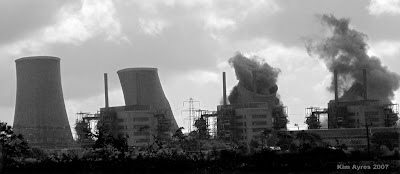 Chapelcross Cooling Towers Demolition