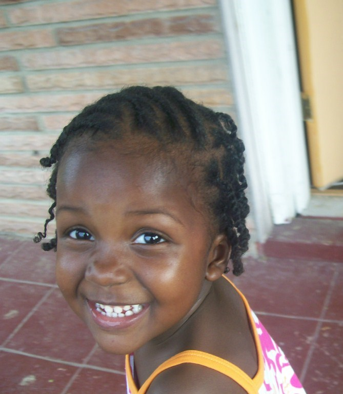 Surprising Hairstyles Natural Toddlers Short Hairstyles For Black Women Fulllsitofus