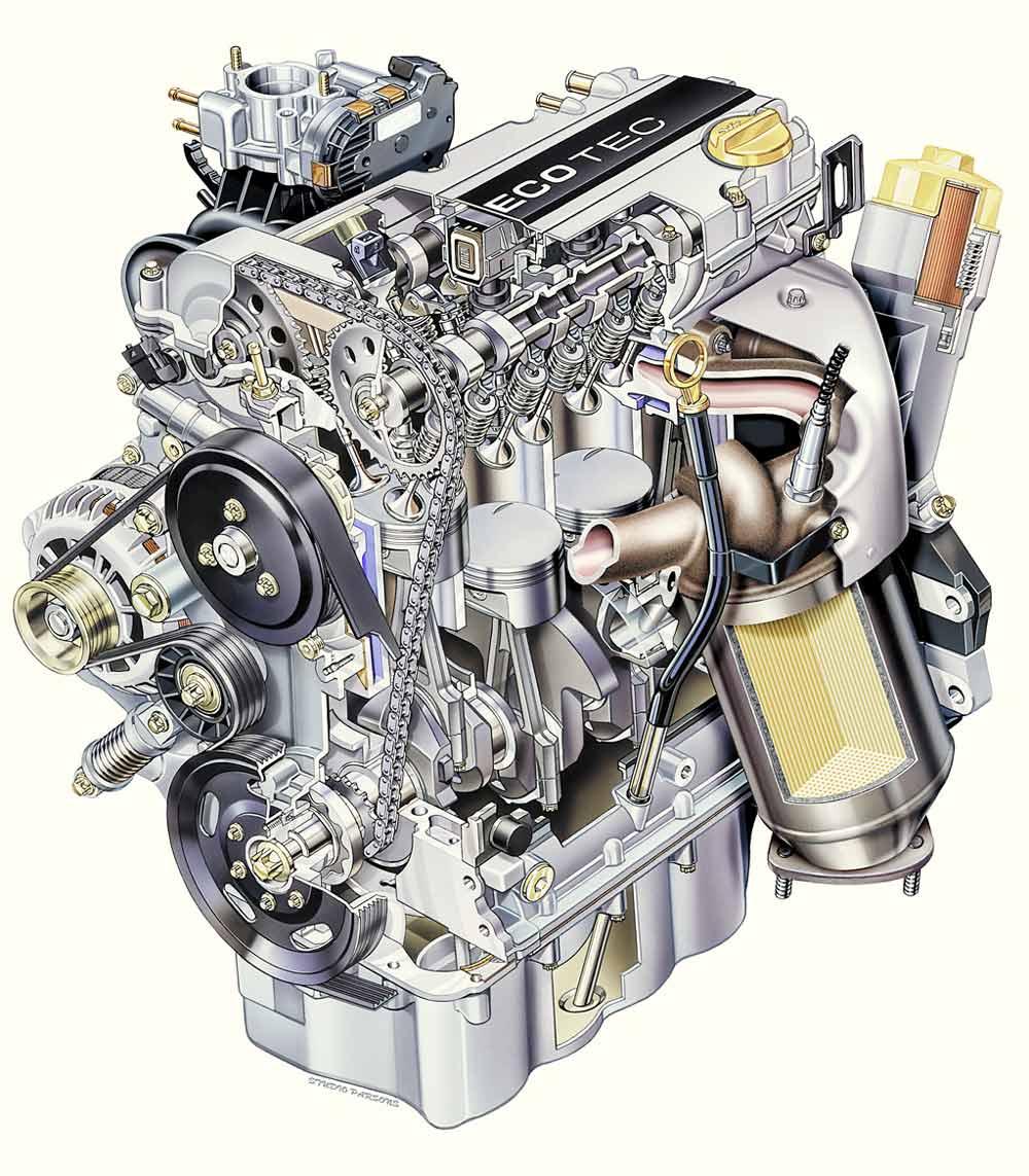 Mantenimiento De Motores A Gasolina Y Gas