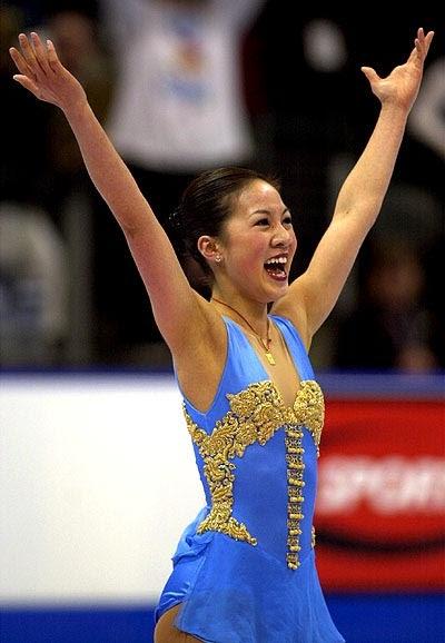 ICE STYLE...... Michelle Kwan Figure Skating
