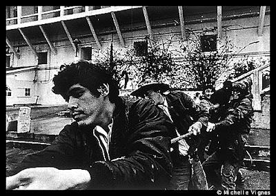 Essays on alcatraz occupation