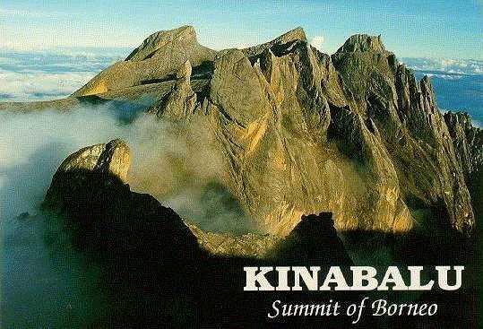Image result for gunung kinabalu