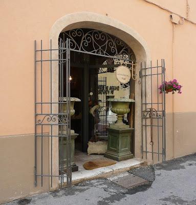 La casa toscana shabby chic interiors for La casa toscana tradizionale