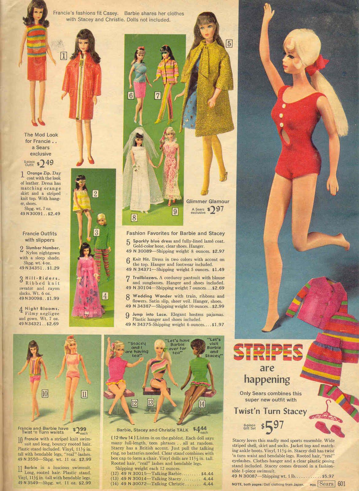 Vintage Barbie Fashion Shop For Sale