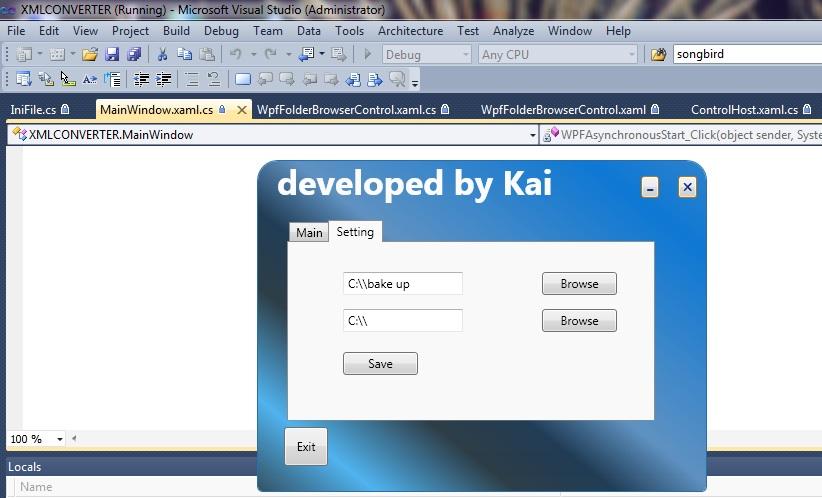WPF/Silverlight Game development: WPF project about convert