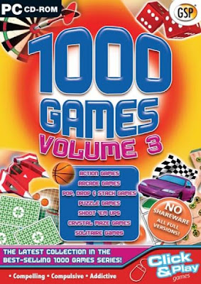 FUN FOR FREE: 1000 Games Volume 3