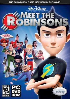 Robinsons اللعبه الجميله الجرفيك العالي