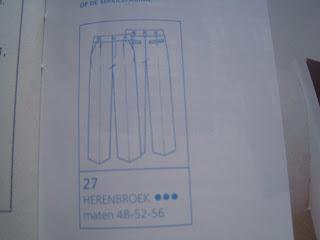 d6c125822671eb KRONOVA  over te nemen  oude knipmode (alleen verzendkosten)