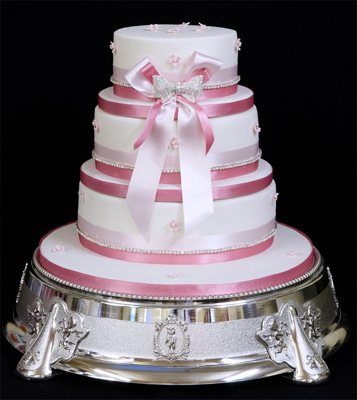 Cake Decorating Wedding Ideas: Cute And Beautiful Wedding Cakes:Wedding