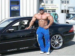 Amazing male and female bodybuilders
