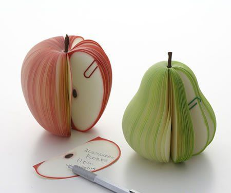 Gorgeous Paper apple crafts