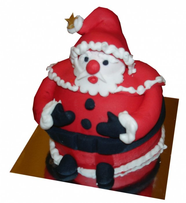 50 Awesome Christmas cakes
