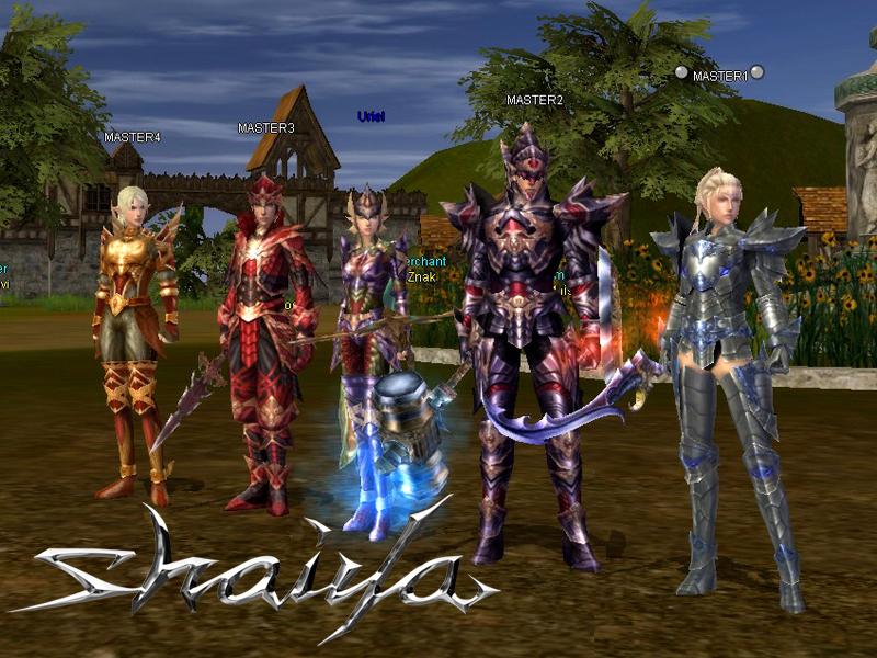 Shaiya Game