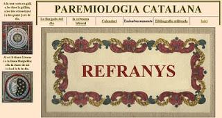 Raons Que Rimen Paremiologia Catalana Dantoni Gimeno