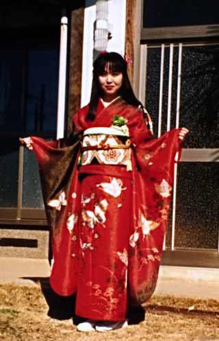 Contoh Kimono Pakaian Jepang News 2011 And Asian Magazine