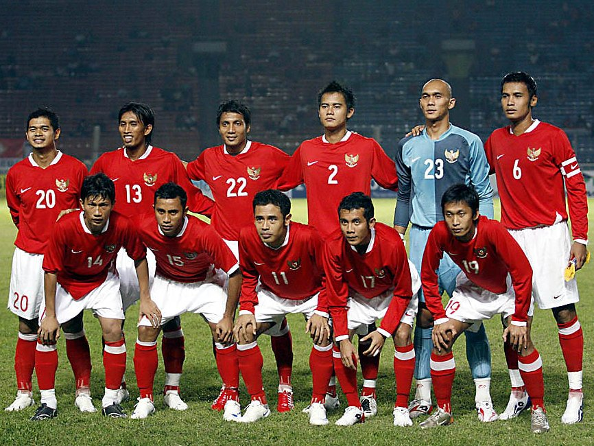 TIMNAS INDONESIA 2010  Celebrity Fashion And Hairstyles: TIMNAS INDONESIA 2010