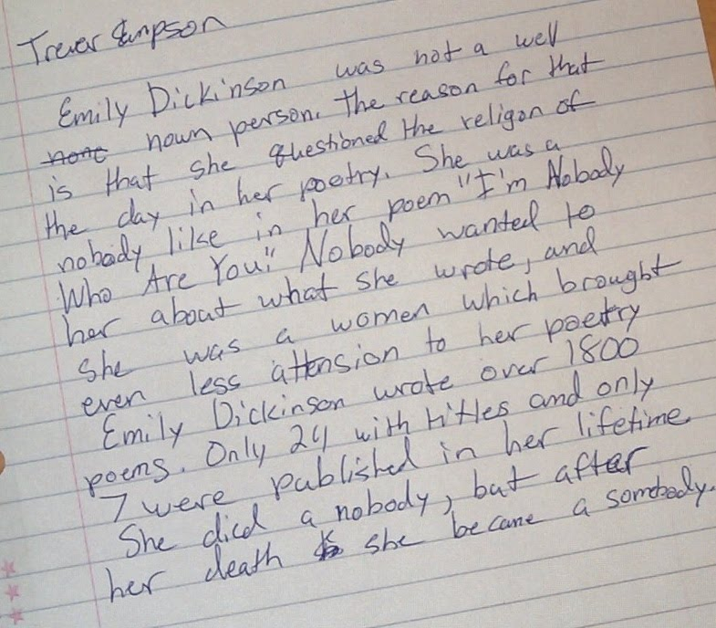 Hope by Emily Dickinson Essay