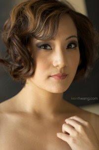 Angel lee twists and plays with nipples surabaya indonesian - 3 6
