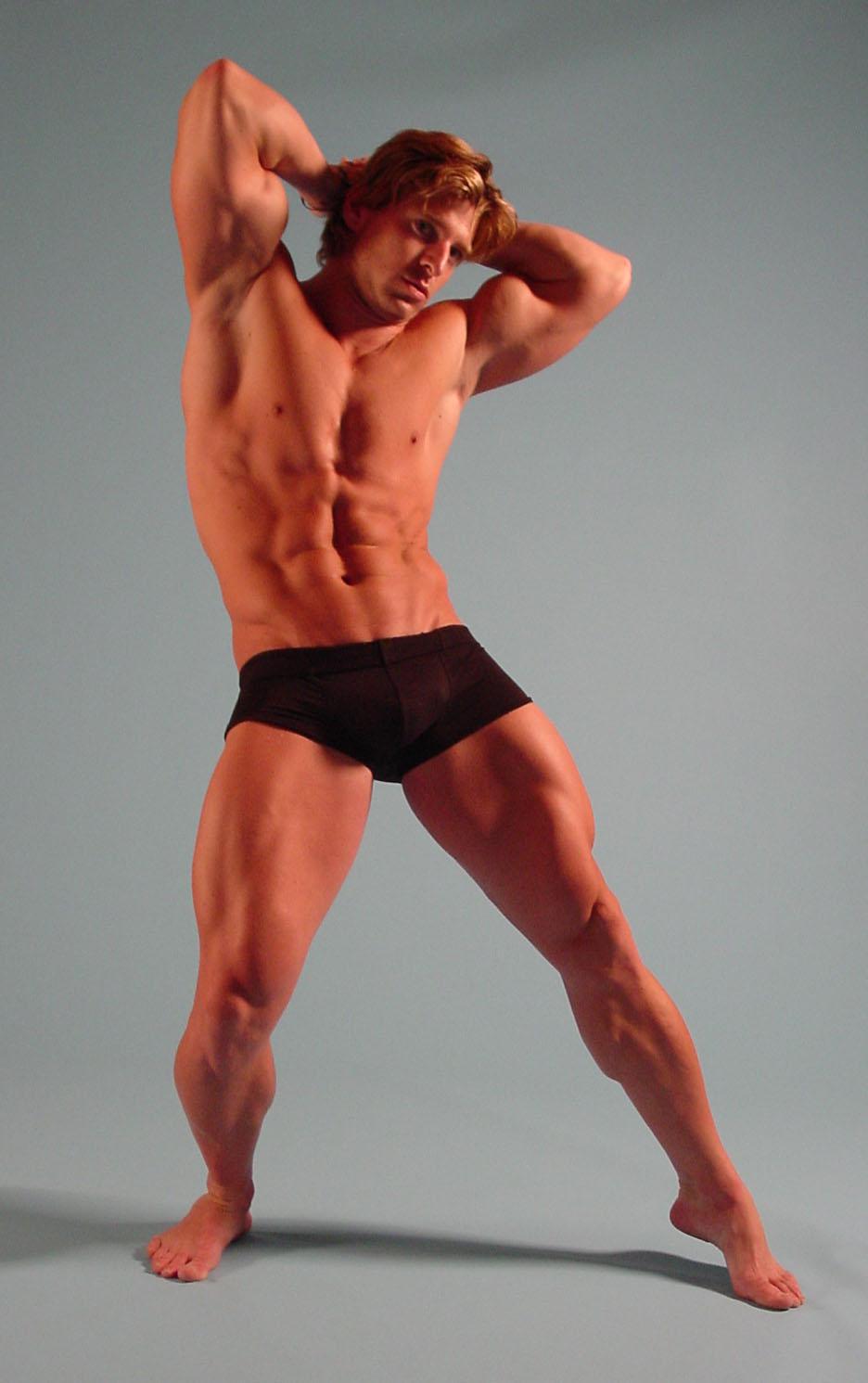 muscle jocks  yvan cournoyer