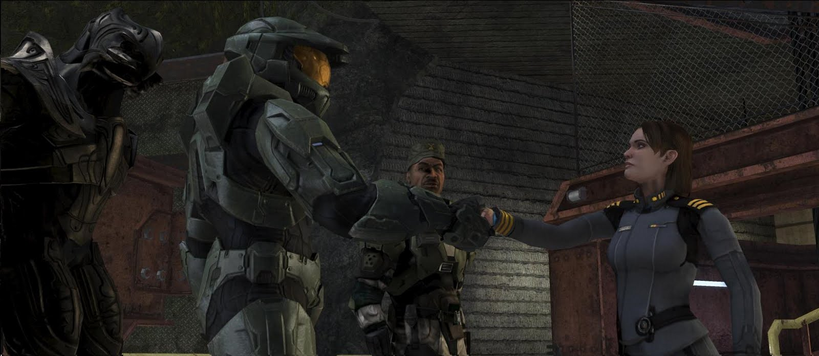 Anarchy In The Galaxy: Xbox 360 review: Halo 3