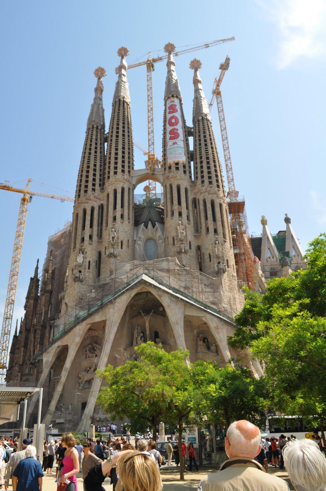Sagrada Familia: All About Aubrey: Day 7