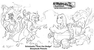 Over the Hedge coloring book pages - 18 free Disney printables for ... | 212x400