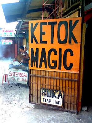 ketok magic garage