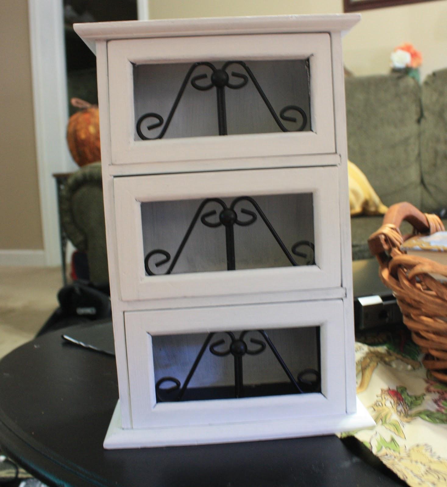 Bathroom Cabinets Little Rock Ar: Homestead: Little Bathroom Cabinet Makeover